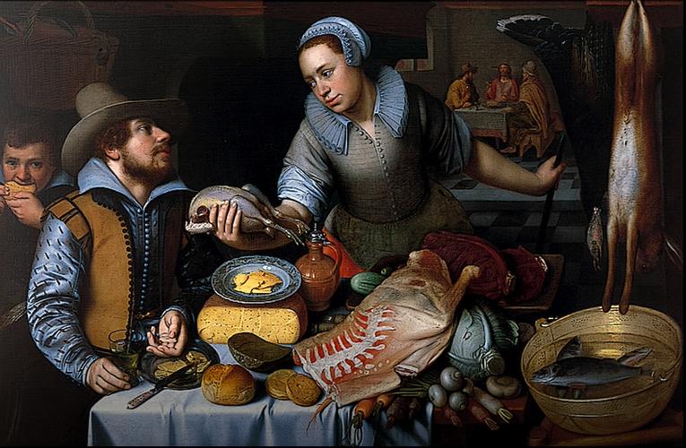 17Th Century Painting